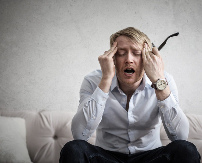 Warning Signs of Stress in Salespeople
