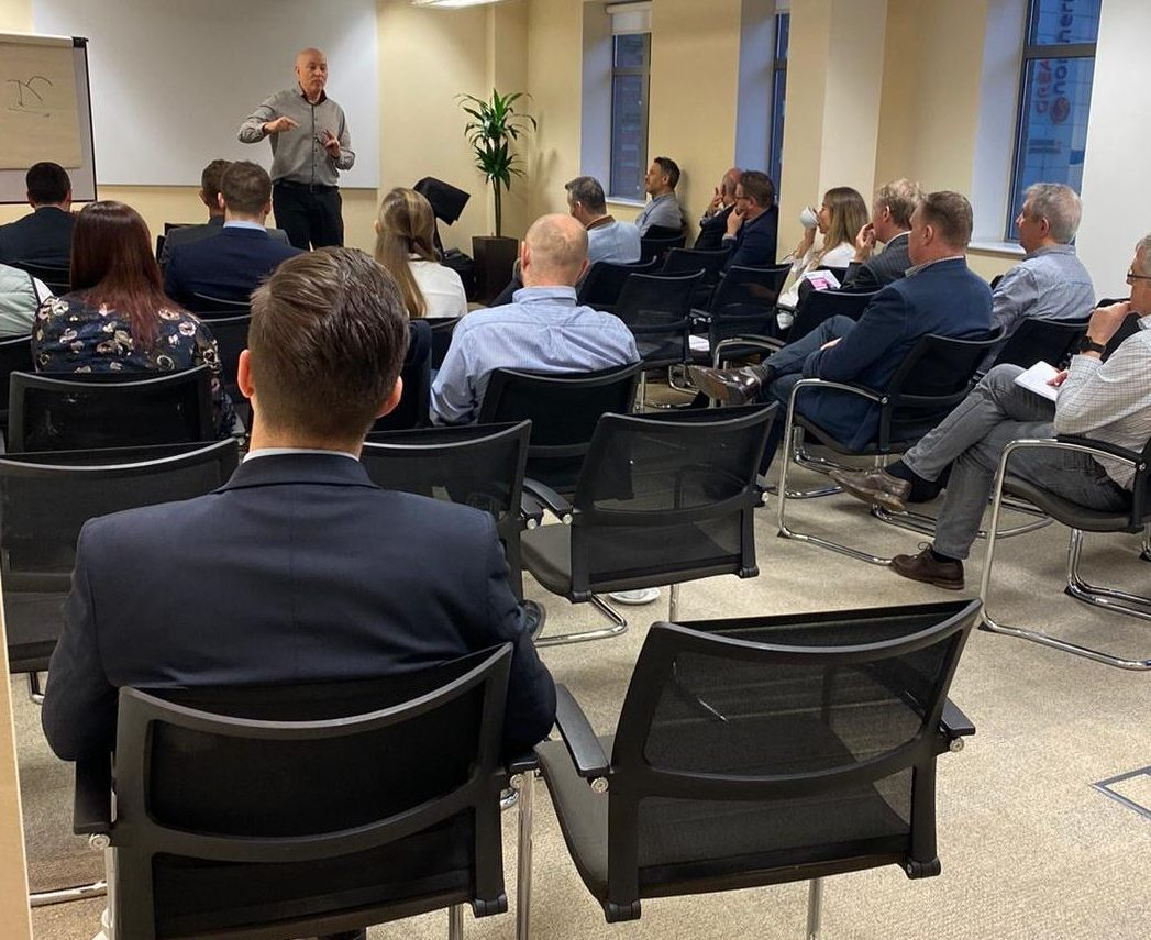 IT Sales Leaders Breakfast Event – Round Up
